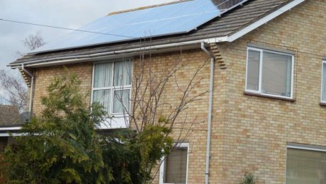 Solar Panel roof installation essex