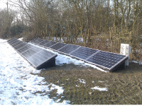 Ground Mounted Solar PV Panels Essex
