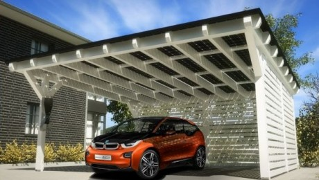 BMW Car Port