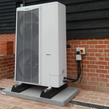 Air Source Heat Pumps Product