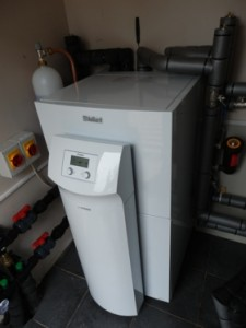 Vaillant Ground Source Heat Pump