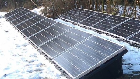 Solar PV - Ground Mounted