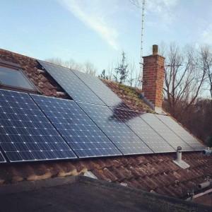 Roof Solar Panel Installation Essex