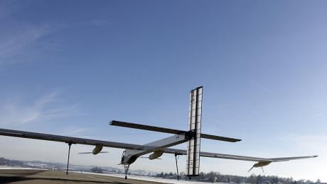 Solar Impulse HB-SIA