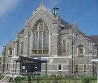 Crowstone Church Solar Panel