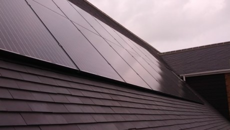 Inset Roof Solar Panels